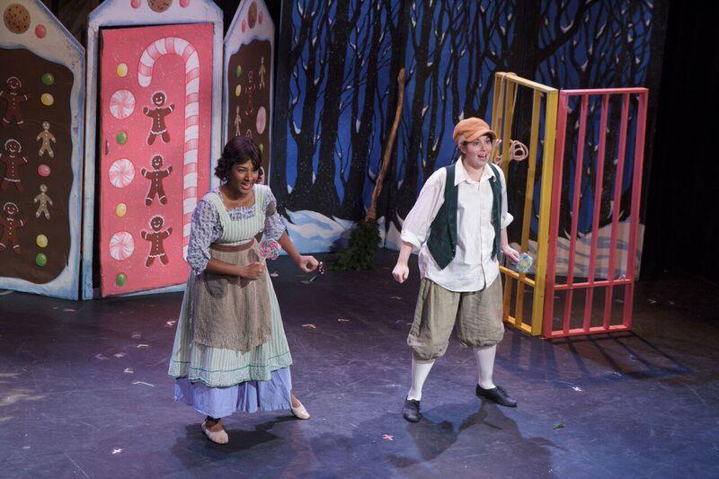 Hansel in Hansel & Gretel